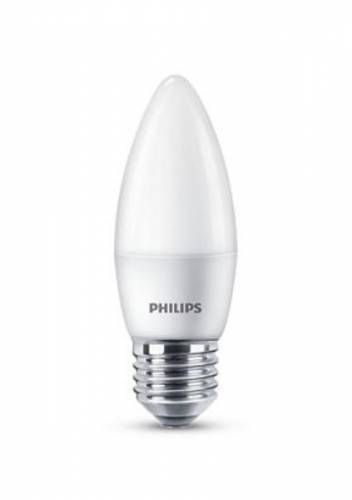 Лампа LED Candle B 6.5W 2700K E14 Philips
